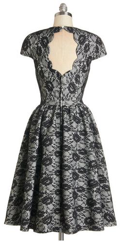 Enamored by Elegance Dress-Front