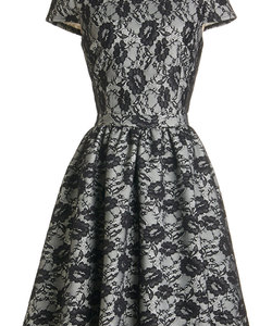 Enamored by Elegance Dress-Front